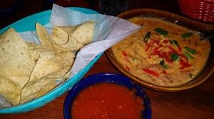 Infamous chips, salsa & CCQ