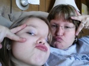 Anna & Aunt Jenny