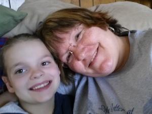Kyrah & Aunt Jenny