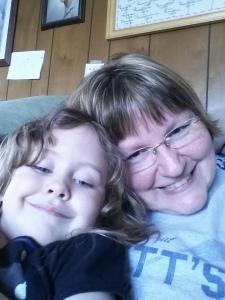 Cordy & Aunt Jen
